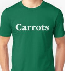 "American Vandal® - ""Carrots"" T-Shirt & Memorabilia T-Shirt"