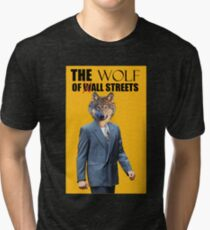 The Wolf of All Streets T-Shirt Tri-blend T-Shirt