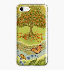 Magic forest iPhone Case/Skin