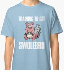 Git Swole, Bro Classic T-Shirt