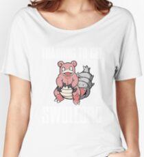 Git Swole, Bro Women's Relaxed Fit T-Shirt