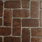 Brick Pattern Found in Spain by Leah Flores