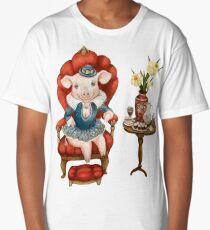 Princess Piggy Long T-Shirt
