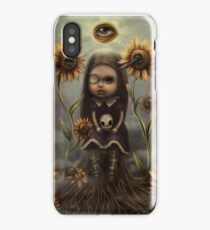 Death sighs iPhone Case