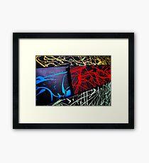 Colourified Framed Print