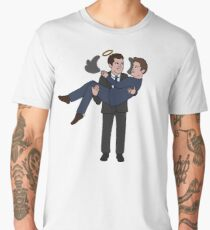 Married Destiel Men's Premium T-Shirt