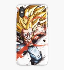 Gotenks - DBZ iPhone Case/Skin