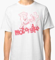Mr. Wordsmith - Motorbike Classic T-Shirt