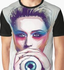 Vector Katy Perry Witness The Tour 2017 Graphic T-Shirt