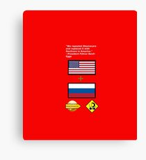 Repealed Obamacare Canvas Print
