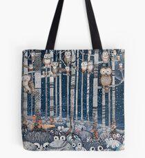 Eulenwald Tote Bag