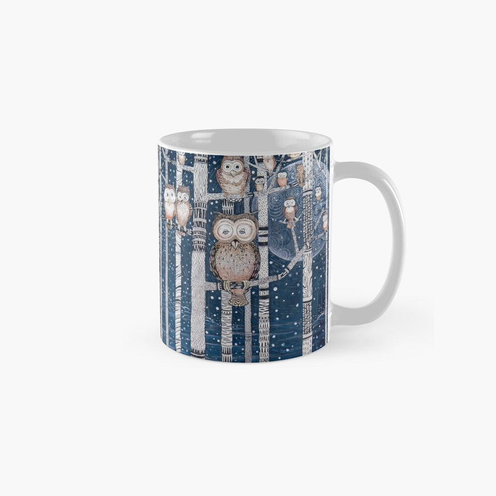 Owl Forest Taza