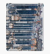 Owl Forest iPad Case/Skin