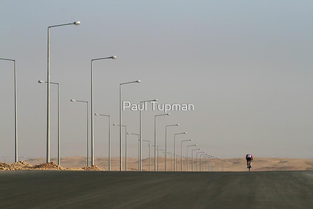 Alone by Paul Tupman