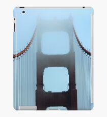 san francisco bridge iPad Case/Skin