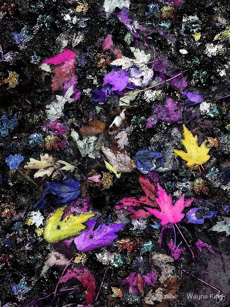 An Autumn Pallet by Wayne King
