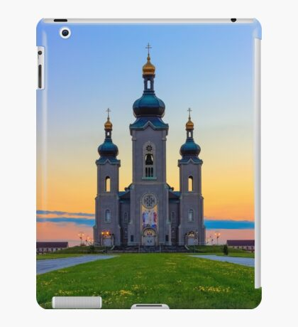 Transfiguration 3 iPad Case/Skin