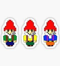 Arcade Gnomes Sticker