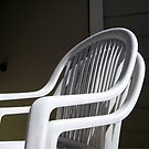 THE original White Plastic Chairs by mmargot