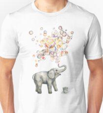 Elephant bubble dream T-Shirt