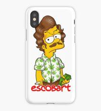 Escobart iPhone Case/Skin