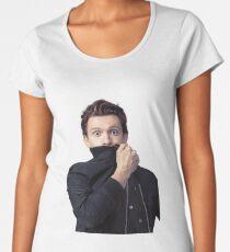 Tom Holland Women's Premium T-Shirt