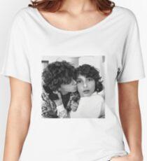 Finn Wolfhard & Jack Grazer Women's Relaxed Fit T-Shirt