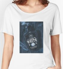 Jack White Drink Women's Relaxed Fit T-Shirt