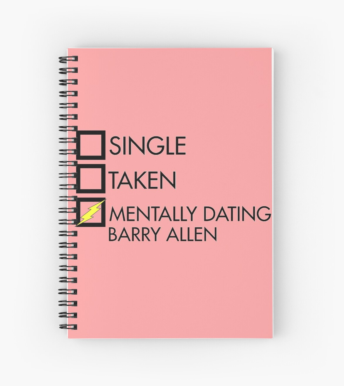dating barry allen would include
