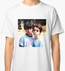 Finn Wolfhard & Jack Grazer Classic T-Shirt