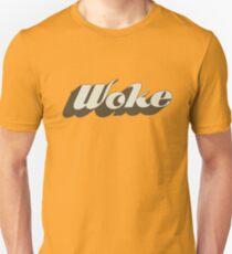 Woke - Text Version T-Shirt