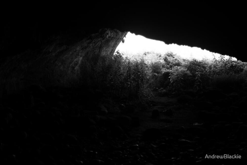 Cave by AndrewBlackie