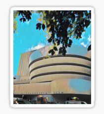 Guggenheim  Sticker