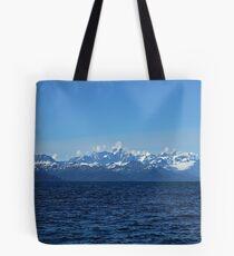 Prince William Sound Tote Bag