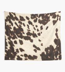 Brown Cowhide 2 Wall Tapestry