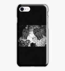 Slaves 'Take Control' Isaac and Laurie  iPhone Case/Skin