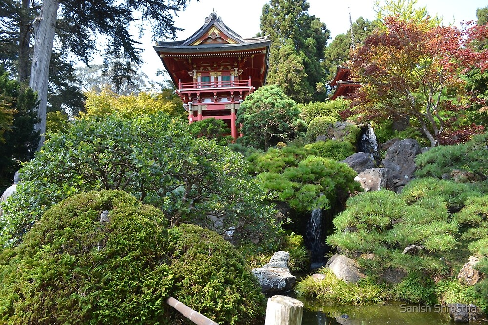 Japanese Tea Gardens - SF 2 by YUTA-