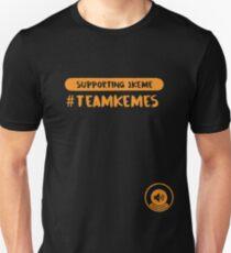 #TeamKemes Charity t-shirt Unisex T-Shirt