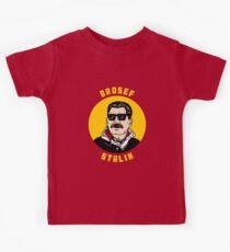 Brosef Stalin Kids Tee
