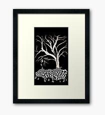 Wonderland Tree Framed Print