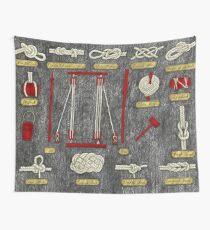 Seaman's knots Wall Tapestry