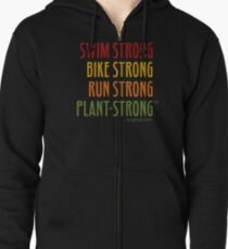 Tri-Strong Zipped Hoodie