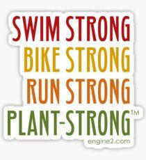 Tri-Strong Sticker