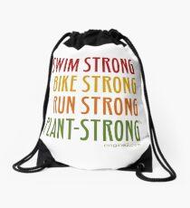Tri-Strong Drawstring Bag