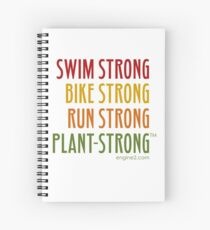 Tri-Strong Spiral Notebook