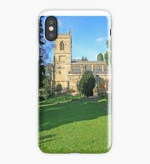 St Marys, Chipping Norton iPhone Case/Skin