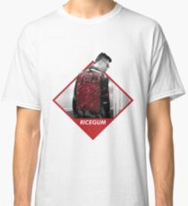 Ricegum Red Square Style Classic T-Shirt