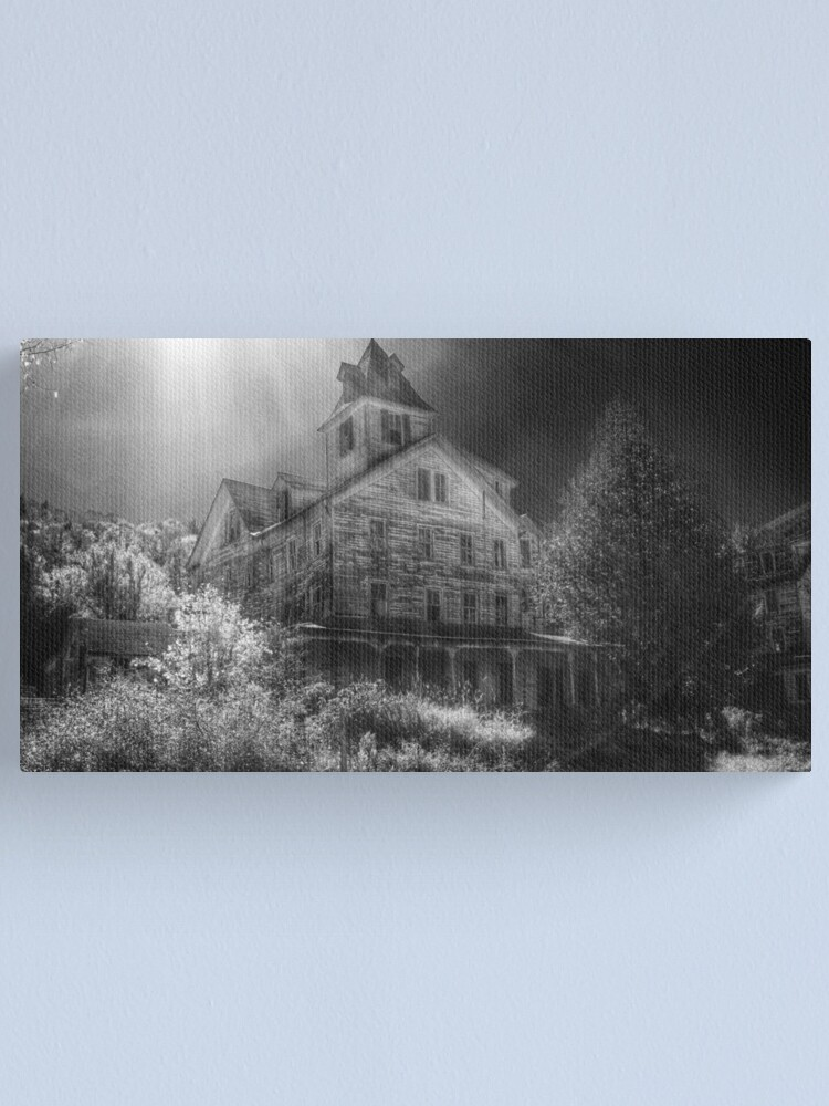 Alternate view of Cold Spring Hotel Canvas Print