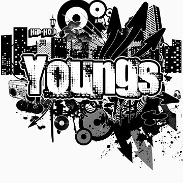 The Offical YOUNGS T by Tyst