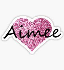 Aimee Sticker